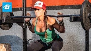 Ashley Horner's Full-Body Squat Rack Workout