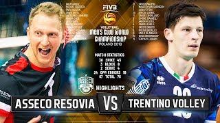 Asseco Resovia vs.Trentino  | Highlights | FIVB Club World Championship 2018