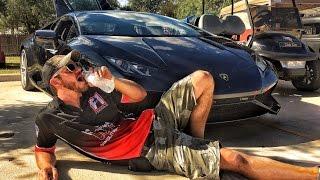My New Lamborghini!!!