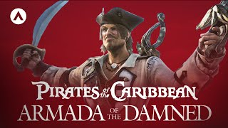 Disney's Cancelled Pirates RPG - Investigating Pirates of the Caribbean: Armada of the Damned