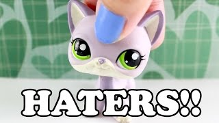 LPS - HATERS GON HATE!! #askpaw
