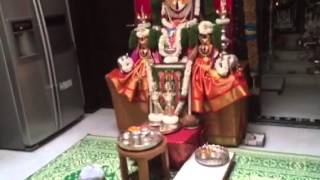 Sapthaha-6-1-16 Chanting Narayaneyam 5th day