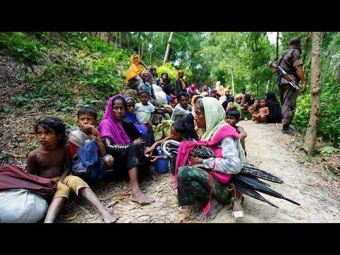Xxx Mp4 Rohingya Muslims Flee Myanmar For Bangladesh 3gp Sex