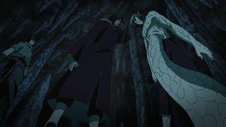 Naruto Shippuden Episode 337 Review -- Izanami Activated ナルト