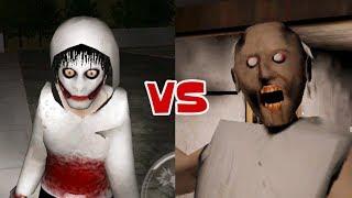 Jeff The Killer 2 vs Granny