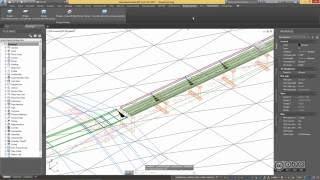 AutoCAD Civil 3D 2017 - Bridge Modeler (overview)