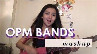 Opm Band Songs Mashup   Angelica Feliciano