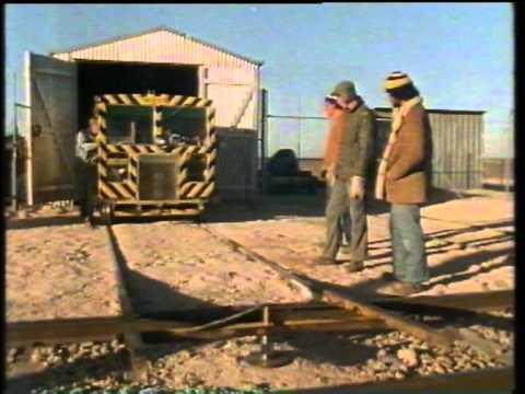 Rails Around Australia - Episode 4 - The Desert Trains - 1987