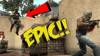 CS:GO FUNNY MOMENTS - MOST INSANE CLUTCH EVER, SISTER ROASTED & MORE