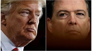 Trump admits he has no tapes of interactions with Comey