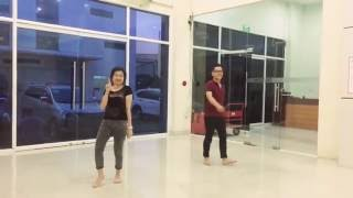 Aqua - Happy Boys and Girls - Flashmob song dance tutorial 2