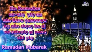 Igbo Language Ramadan  Mubarak  Ramazan  Mubarak greetings Whatsapp download