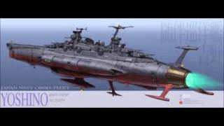 EDF ships and battle