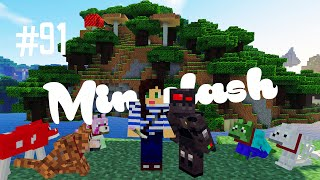 STACY'S WOLVES MOD CHALLENGE - MINECLASH (EP.91)