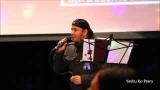 Kaha Samma Jane Yatri Ho - Karna Das | Live Gospel Concert at Akron, Ohio 2014