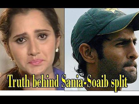 Sania Mirza and Shoaib Malik breakup
