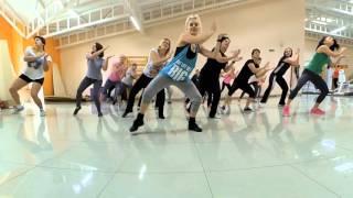 Anitta - Bang// Zumba-fitness Konotop