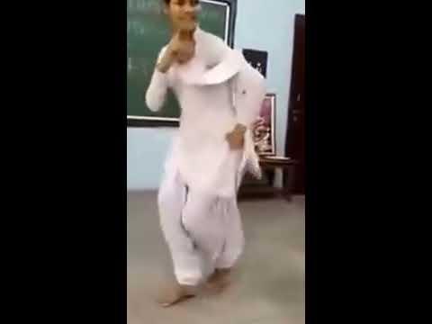 haryana school girl dance