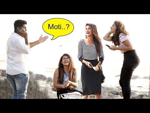 Xxx Mp4 Tum Kitni MOTI Ladki Ho Prank FUNNY Reactions Baap Of Bakchod Raj Sid 3gp Sex
