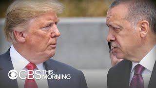 Kurds fear their fate as Turkey says Trump reaffirmed U.S. Syria withdrawal