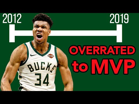 Timeline of the Bucks and Giannis s Rebuild