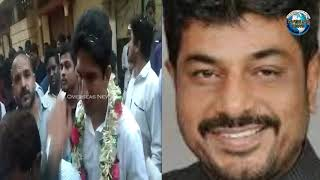 AIMIM Jaffer Hussain Meraj Nampally Election Campaign Under Nampally Constituency | Overseas News
