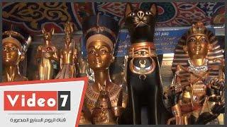 بالفيديو.. «القط الفرعونى» الأغلى سعراً فى العالم