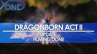 Dragonborn Act II - Update: Filming Done, & Small Metal Gear Lore Update