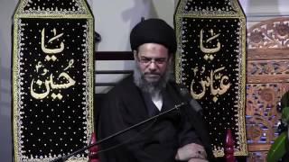 Majlis 20th Ramazan1438H/2017 - Shahadat Imam Ali (as) - Ayatollah Aqeel ul Gharavi