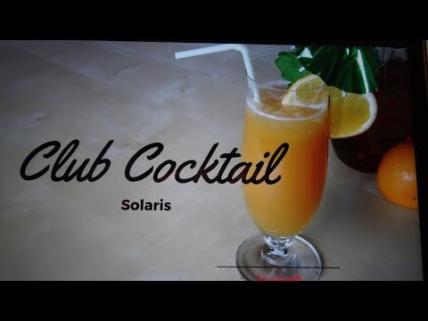 Xxx Mp4 COCKTAIL SOLARIS Fresh And Delicious Summer Drink DIY Homemade 3gp Sex