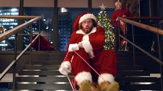 """Office Christmas Party (2016) - """"Stair Sledding"""" Clip - Paramount Pictures"""