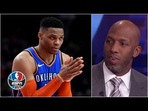 Russell Westbrook is changing his game and Chauncey Billups is impressed NBA Countdown