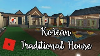 Welcome to Bloxburg: Korean Traditional House | Subscriber's Tour