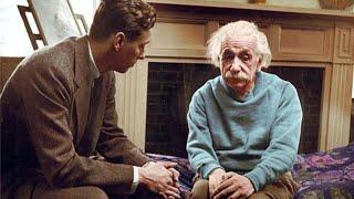 Last Words of Albert Einstein?