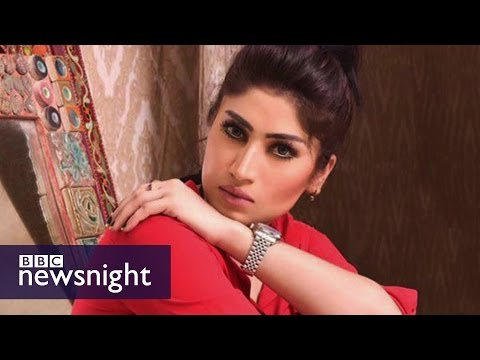 Xxx Mp4 Qandeel Baloch Why Was She Killed BBC Newsnight 3gp Sex