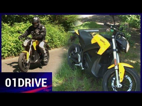 Essai Zero S ZF13 une moto électrique à sensations fortes