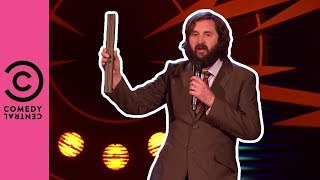 Joe Wilkinson Is The Weirdo On Public Transport | Stand Up Central