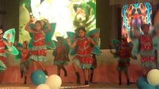 rakshita dance netaji public school