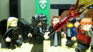LEGO HARRY POTTER AND THE DEATHLY HALLOWS PART 1 (THE BOY AND THE DEATHLY MARSHMALLOWS PART 1)