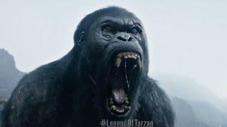 The Legend of Tarzan - Conquer | official final trailer (2016) Margot Robbie