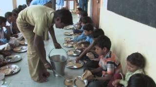 India's Massive School Lunch Program Aims to Curb Widespread Malnutrition