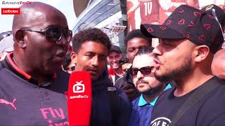 If We Don't Beat Atletico At Home We Won't Win The Europa League! (Troopz) | Arsenal 4-1 West Ham