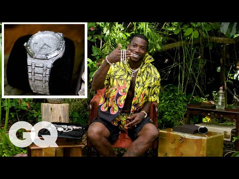 Gucci Mane Shows Off His Insane Jewelry Collection On the Rocks GQ