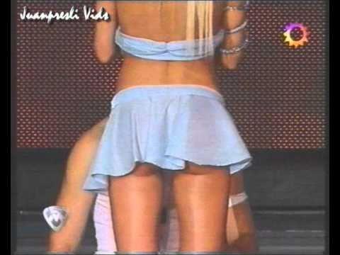 Luciana Salazar bailando Charleston Lambada