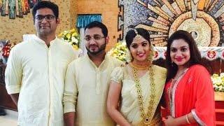 Muktha to enter wedlock with Rimi Tomy's Brother Rinku Tomy | Hot Malayalam Cinema News