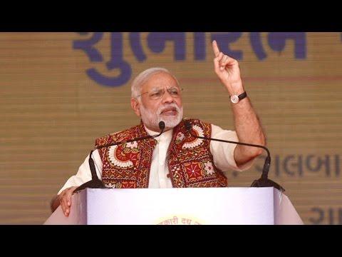 watch PM Narendra Modi's Speech: addressing farmers & inaugurates Amul unit, Gujarat