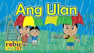 Ang Ulan Animated | Rain Rain Go Away Tagalog Nursery Rhymes | Awiting Pambata