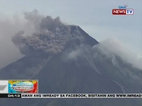Xxx Mp4 BP Phivolcs Bulkang Mayon Nananatili Sa Alert Level 3 3gp Sex