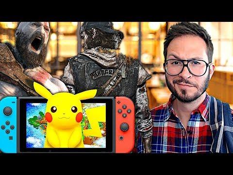 Xxx Mp4 Days Gone Daté La Fin Des Consoles Pokémon 2019 God Of War La Suite 3gp Sex
