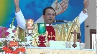 Holy Eucharist Celebrated on 18-4-2015 at Divine Call Centre,Mulki